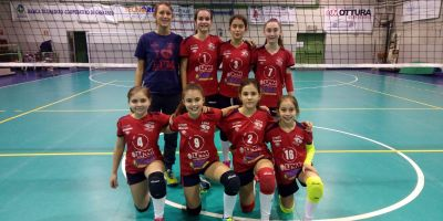 Lpm Egea Mondovì Rossa vincente in Under 12