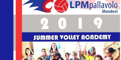 Torna il Summer Volley Academy per un'estate a tutto volley!